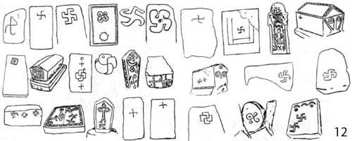 Вымышленные знаки древни славян