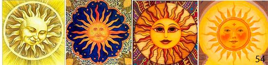Позитивные солярные знаки