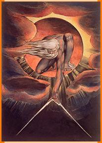 У. Блейк «Творец Вселенной»
